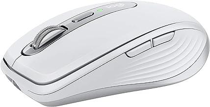 Logitech MX Anywhere 3 für Mac – Kompakte Maus, kabellos, magnetisches Scrollen auf..