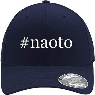 #naoto - Adult Men's Hashtag Flexfit Baseball Hat Cap