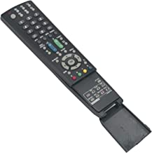 ALLIMITY GA586WJSA Control Remoto reemplazado por Sharp LCD AQUOS TV LC-32D653E LC-32D65E LC-32DH66E LC-32DH77E LC-32LE700E LC-32LE705E LC-32LX705E LC-32X20E LC-37D653E LC-37D65E LC-42X20E