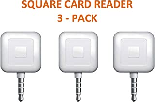 (スクエア) Squareカードリーダー 3個セット