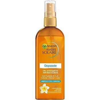 olio doposole profumato amazon