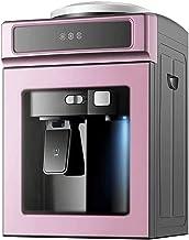 Sdesign Huishoudelijke desktop kleine energiebesparende waterdispenser, roestvrijstalen voering rustig, geschikt voor kant...
