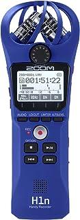 ZOOM ズーム ハンディレコーダー Handy Recorder 【数量限定カラー】 (H1n/L(ブルー))