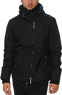 Superdry Men's Tech Hood Pop Zip Sd-wndcheate Sports Jacket
