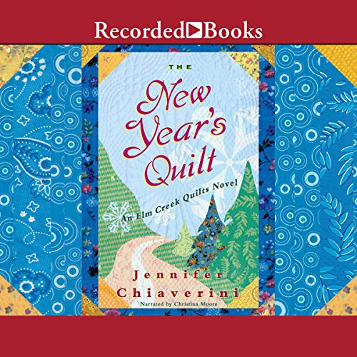 The New Year's Quilt audiobook cover art