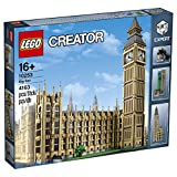 LEGO- Juguete de construcción Big Ben. (10253)