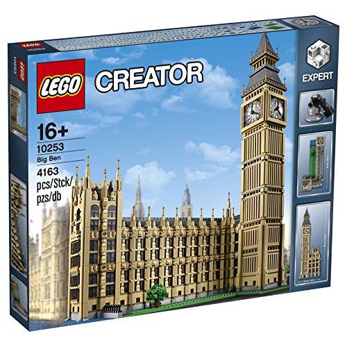 LEGO- Big Ben-Gioco di Costruzione, 10253