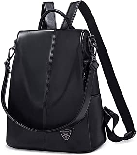 BROCCOLI Zainetto Donna Pelle, Zaini da Donna Borsa a Tracolla in Pelle Zaino Donna Pelle Borse a Spalla Backpack Daypack ...