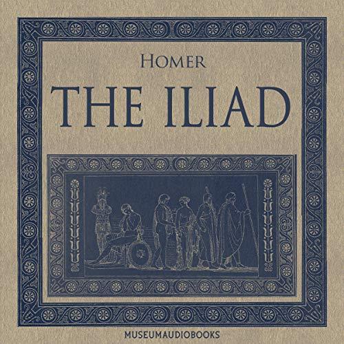 Couverture de The Iliad