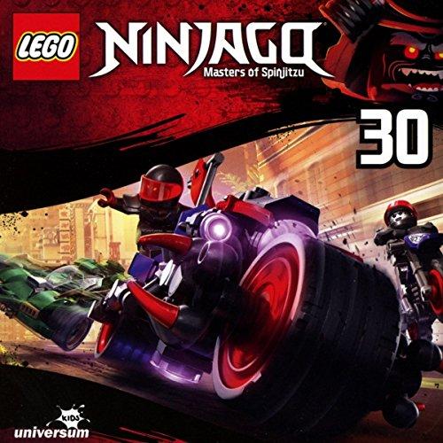 Ninjago - Hörspiel, Vol.30