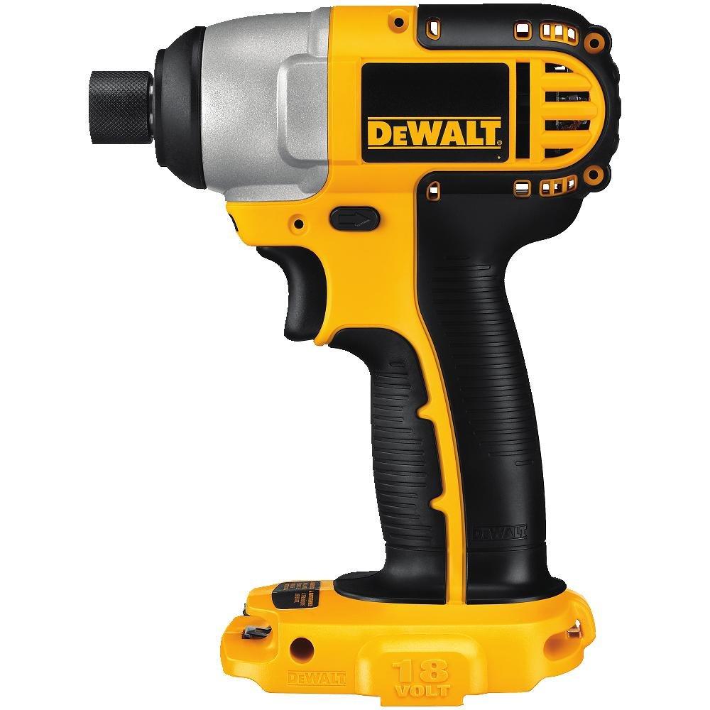 dewalt 18v cordless drill and impact driver