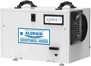 ALORAIR Basement/Crawl Space Dehumidifiers Removal 120 PPD (Saturation)