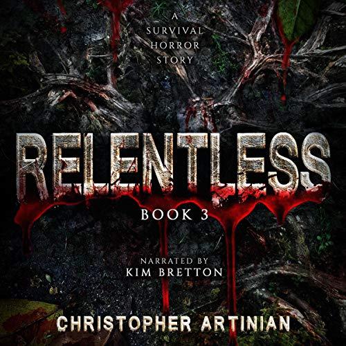 Relentless: Book 3 cover art