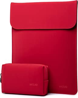 HYZUO 13 Inch Laptop Sleeve Case Compatible with 2020 2019 2018 MacBook Air 13 A2179 A1932/ MacBook Pro 13 2016-2020/ iPad...