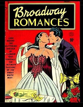 Broadway Romances #1: 1949 Romance Comic