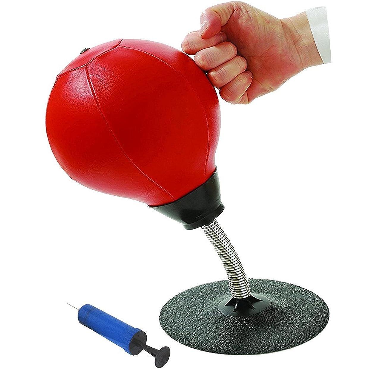 ぼんやりしたユーモラスクラフトストレス解消 パンチボール ストレスバスター