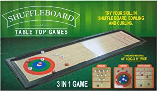 Best shuffleboard table tops for sale Reviews