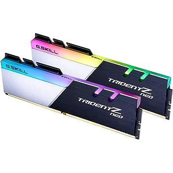 G.Skill DIMM 32 GB DDR4-3600 Kit Arbeitsspeicher, F4-3600C16D-32GTZNC, Trident Z