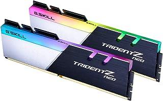 G.SKILL F4-3600C16D-32GTZNC 16GB x2 デスクトップ用メモリ Trident Z Neoシリーズ