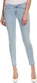 Women's Nico Midrise Ankle Super Skinny Soft Vintage Jeans