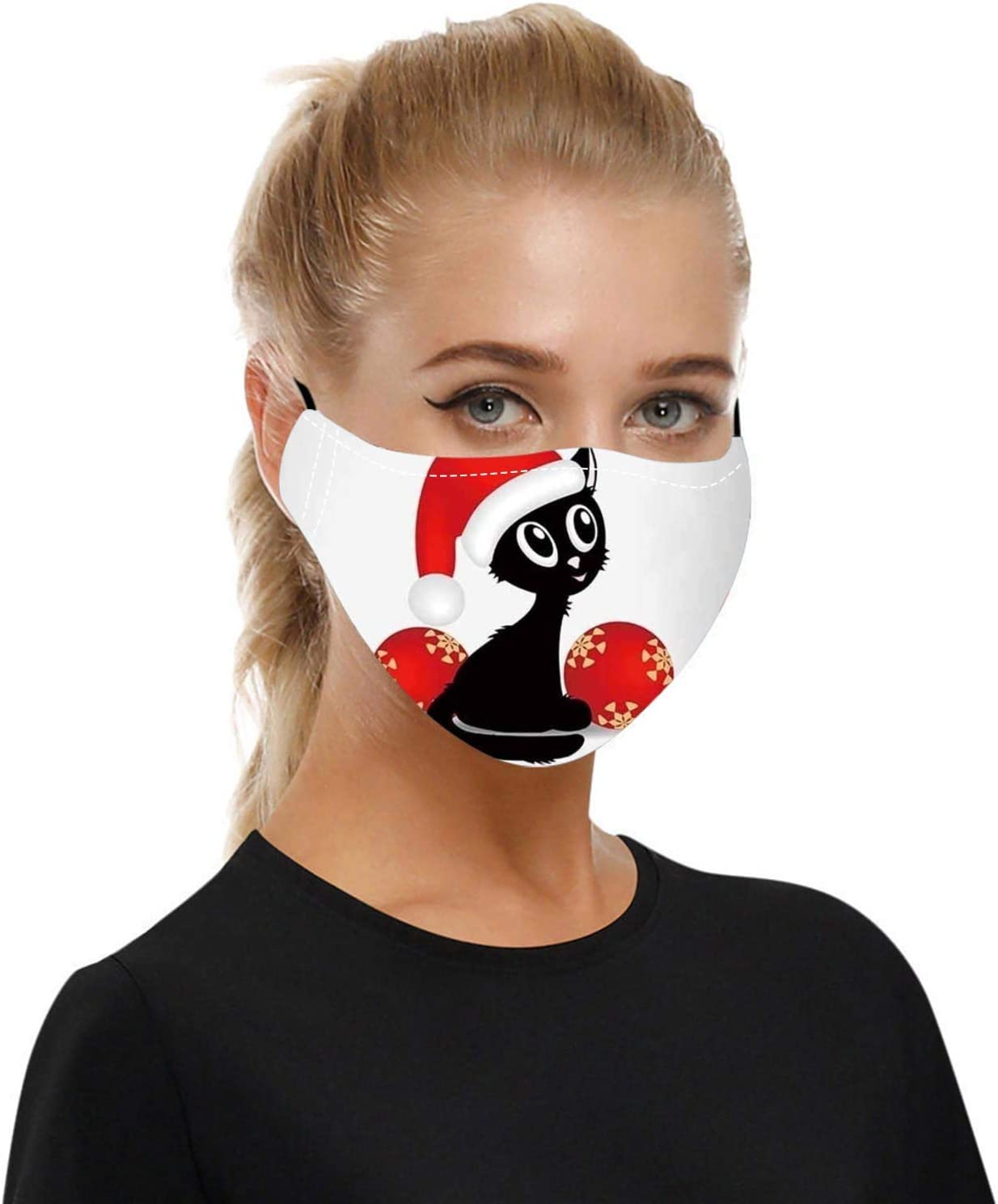 Halloween Face_Mask for Adults Printed Reusable Pumpkin All items in the store Excellent Washable