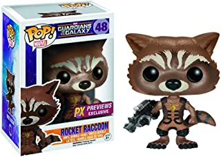 Funko Pop! Guardians of the Galaxy: Ravager Rocket Raccoon Vinyl Figure