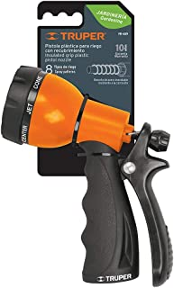 Truper PR-409, Pistola plástica con recubrimiento, 2 funcio