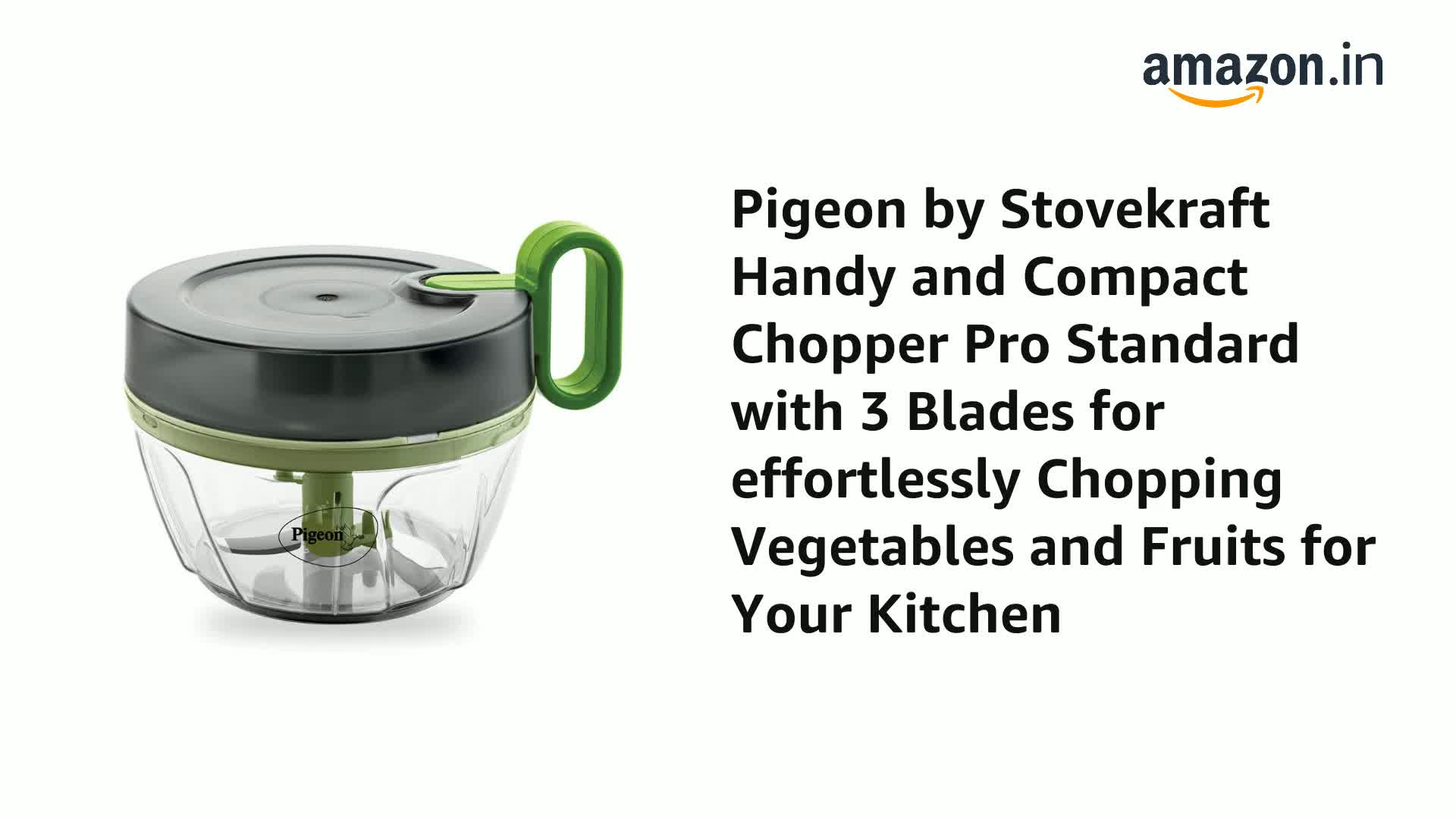 Pigeon-Plastic-Handy-and-Compact-Chopper-Pro-with-3-Blades-Multicolour
