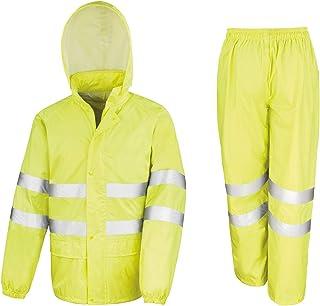 Amazon.es: Amarillo - Ropa y uniformes de trabajo / Ropa especializada: Ropa