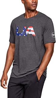 Men's Freedom Big Flag Logo T-Shirt