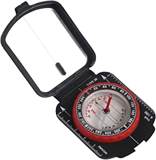 Stansport Multi-Function Compass with Mirror