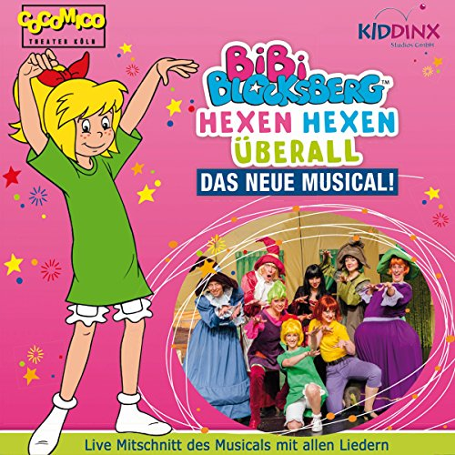 Bibi Blocksberg - Hexen Hexen überall - Das neue Musical Titelbild