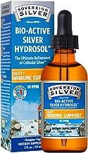 Sovereign Silver Bio-Active Silver Hydrosol- 2oz - Dropper