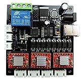 Generic Laser Controller Board Mini Engraving Machine CNC USB 3 Axis Stepper Motor Driver Controller Board
