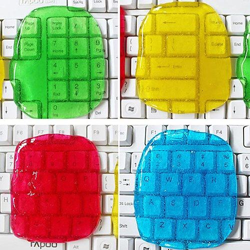 NAttnJf San Valentino Regalo Nuovo Computer Laptop Tastiera Polvere sporcizia Cleaner Gel Pulire Strumento di Pulizia Composto