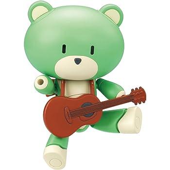 HGPG ガンダムビルドファイターズトライ プチッガイ サーフグリーン&ギター 1/144スケール 色分け済みプラモデル