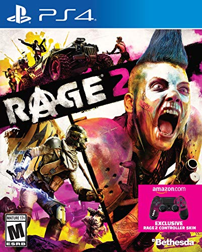 Rage 2 - PlayStation 4 [Amazon Exclusive Bonus]