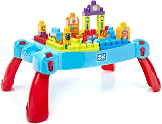 Mega Bloks First Builders Build 'n Learn Table [Amazon Exclusive]