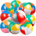 10 PCS Coogam Inflatable Beach Ball