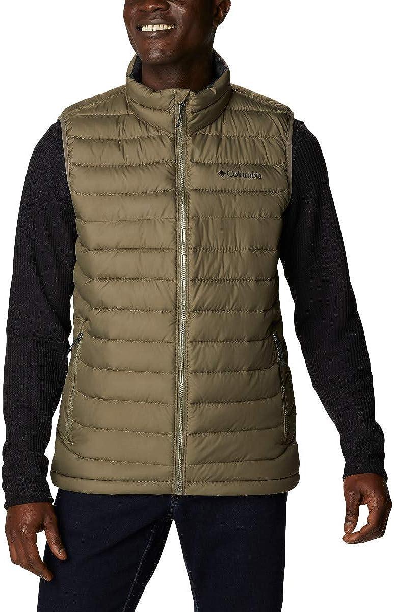 Columbia Men's Powder Complete Free Shipping Max 62% OFF Lite Vest