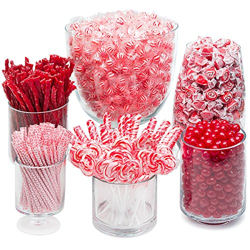 Red Candy Kit - Party Candy Buffet Table