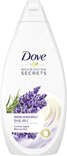 Dove Relaxing Ritual Body Wash, Lavender Oil & Rosemary Pack Of 2,, 16.9 Fl Ounce () (8710908881541)