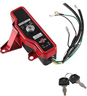 Supermotorparts New Ignition Switch Box 5.5HP & 6.5HP for Honda GX160 GX200 Gas Engine