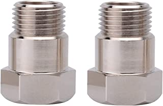 EVIL ENERGY O2 Oxygen Sensor Fitting Bung M18x1.5 Pack Of 2