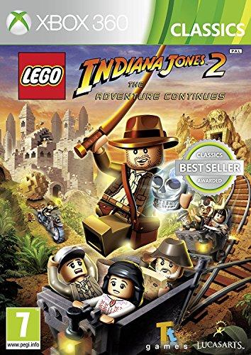 LEGO Indiana Jones 2: The Adventure Continues - Classics (Xbox 360) [importación inglesa]