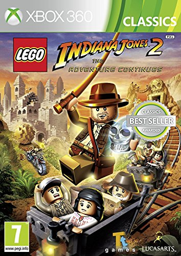 Lego Indiana Jones 2 [Pegi]