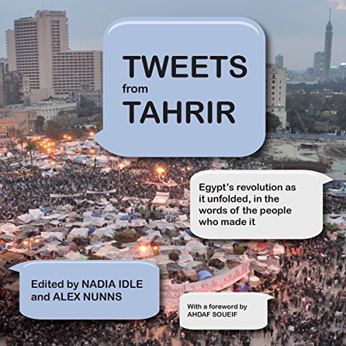 Tweets from Tahrir audiobook cover art