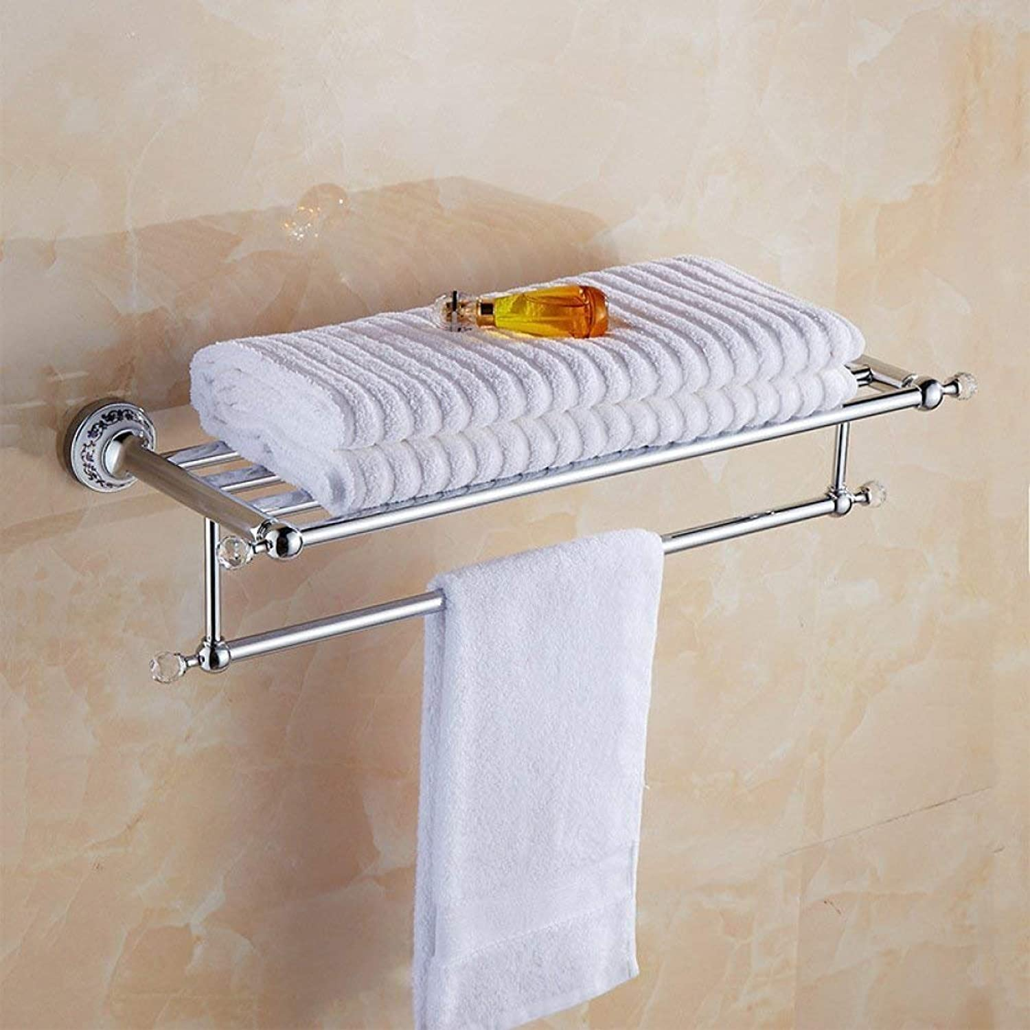 Home and Decoration of The Hotel of Luxury Baths,'Dry-Towels Plating Process in Stainless Steel Alloy of, Modern Minimalist Style Shelf