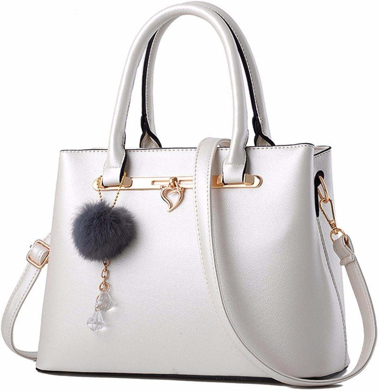 GQFGYYL Frauen - Tasche, Mode, minimalistischen Handtasche, Lady umhängetasche, umhängetasche, umhängetasche, ranzen,die silbernen B07H7J21ZB  Neuartiges Design cd8b4b
