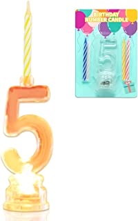 Best flashing birthday candles Reviews
